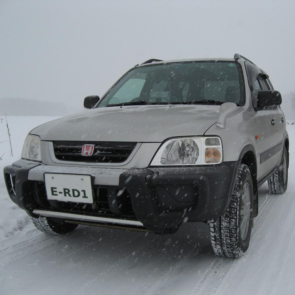 niseko-car-rental-crv Car List - Honda CRV | Budget SUV Rental Car